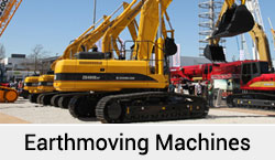 Earth moving Machines Dealer in pakistan